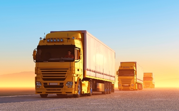 European & Middle East Road freight